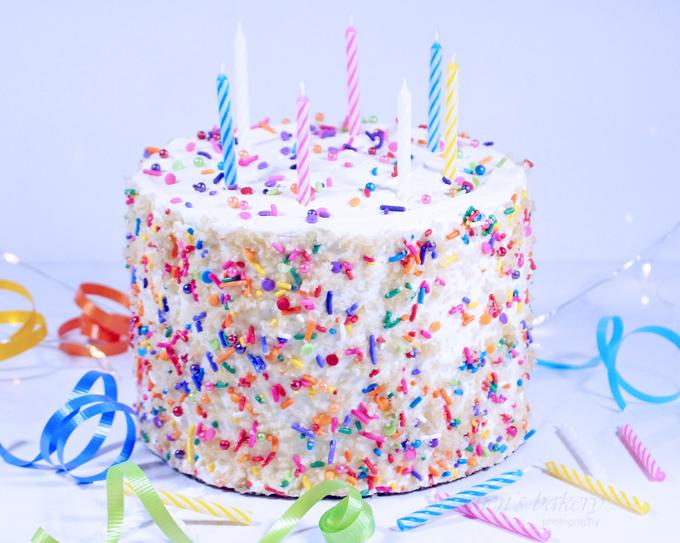 Birthday Cake Cheesecake~ Copy Cat Cheesecake Factory Recipe ~ Vegan