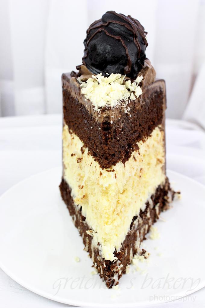 Almond Joy Cake