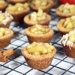 Snickerdoodle Apple Pie Bites