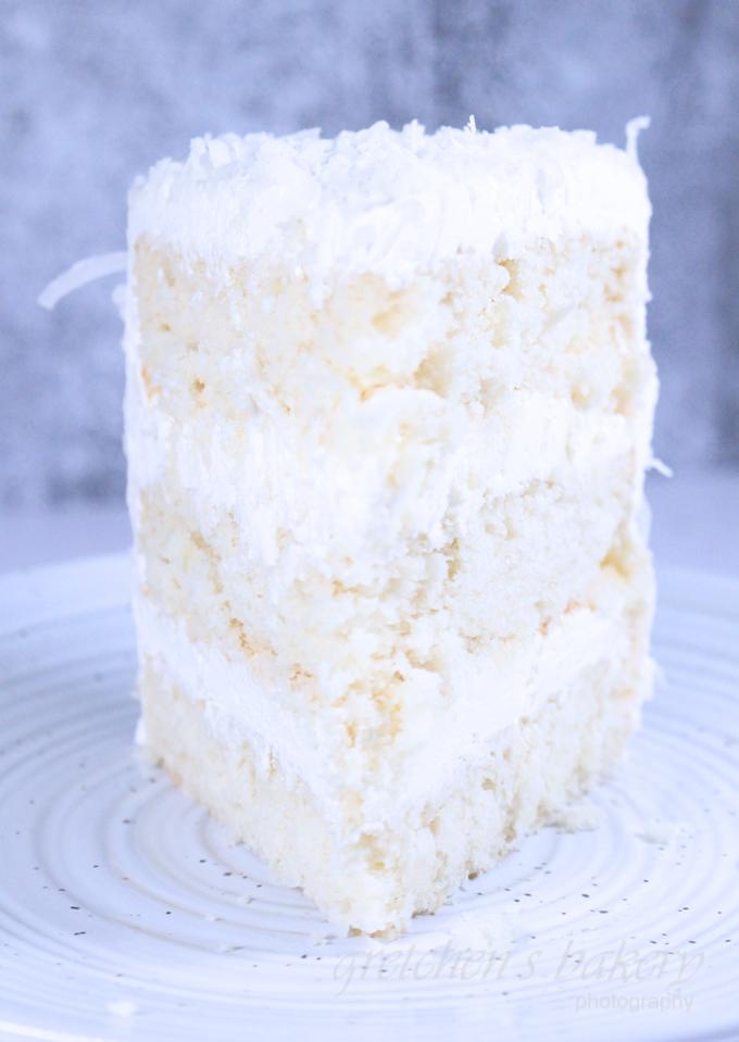 Classic Coconut Layer Cake
