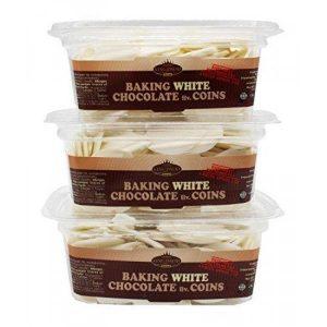 King David Vegan White Chocolate