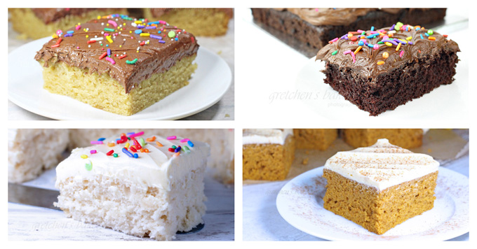 Four Vegan Cake Recipes Is All You Need