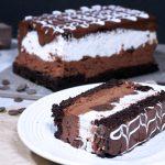 Tuxedo Cake ~ Costco Copy Cat Recipe
